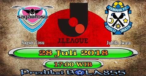 Prediksi Bola855 Sagan Tosu vs Jubilo Iwata 28 Juli 2018