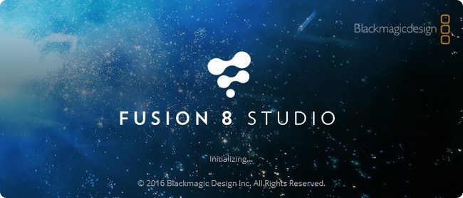 Blackmagic Design Fusion Studio 8.0 Build 18