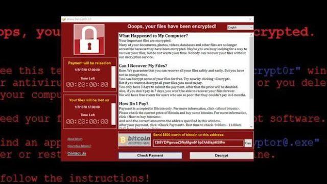 Sejumlah Institusi di 99 Negara Terkena Serangan Siber Skala Besar