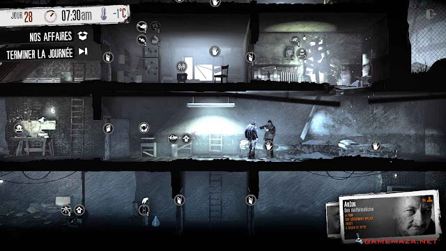 This War of Mine Gameplay Screenshot 1
