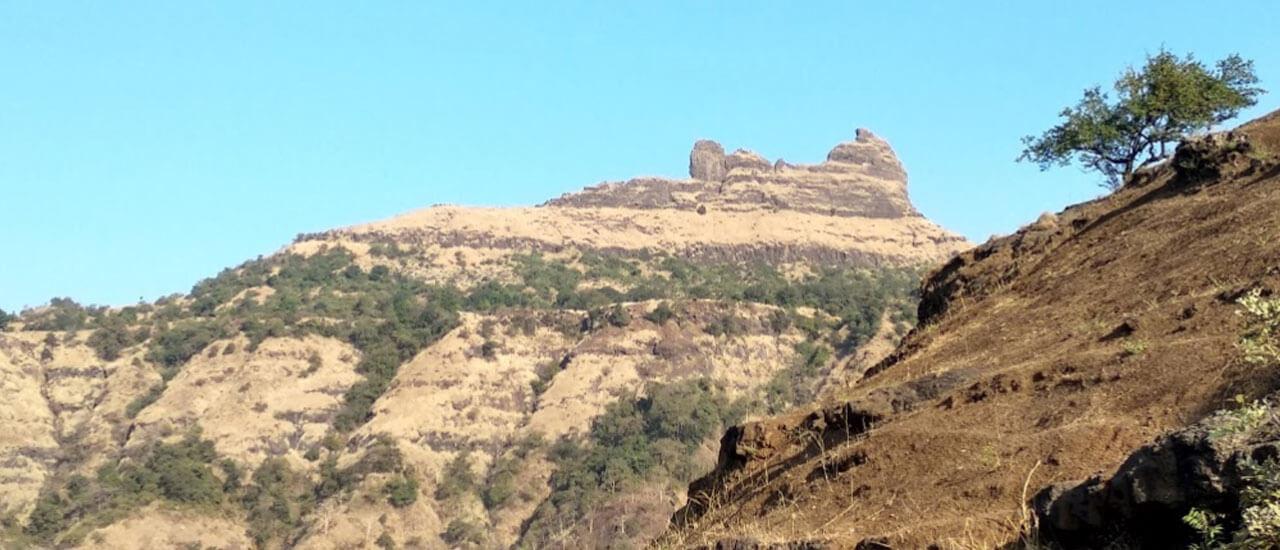 इरशाळगड किल्ला - Irshalgad Fort