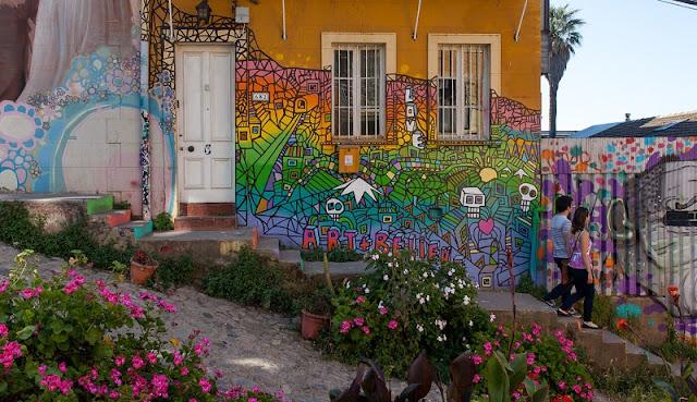 Roteiro de 4 dias em Valparaíso