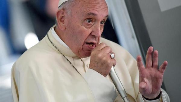 Papa Francisco preocupado por alto desempleo en Argentina