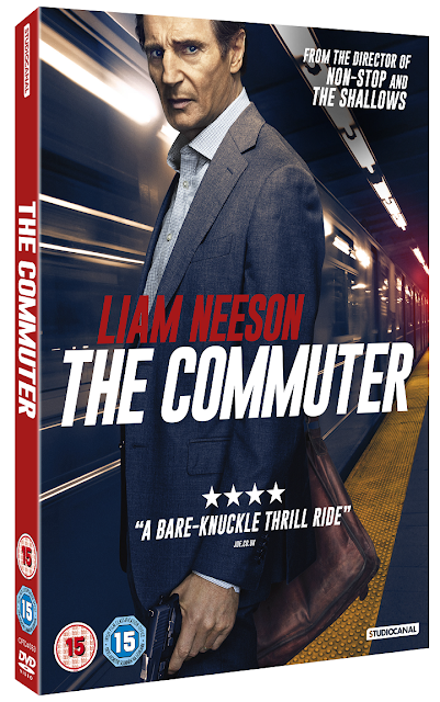 the commuter dvd