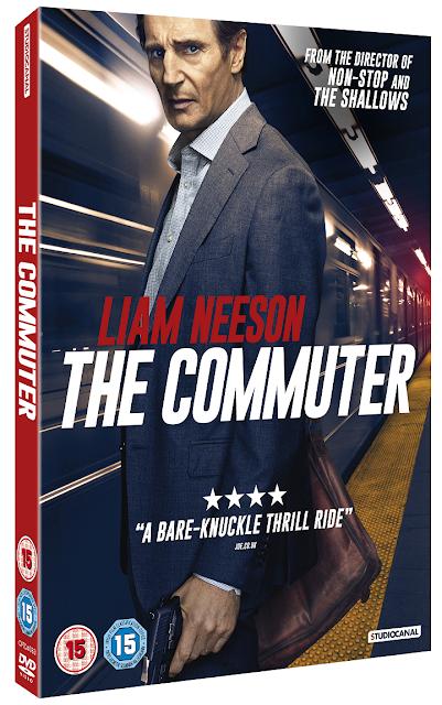 the commuter dvd