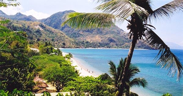 North Mindoro Island, Philippines