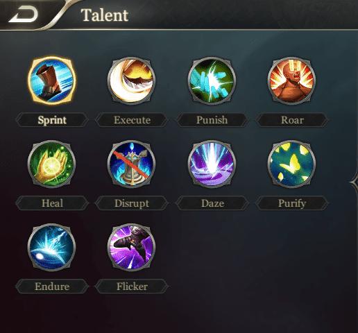Talent Ryoma Terbaik