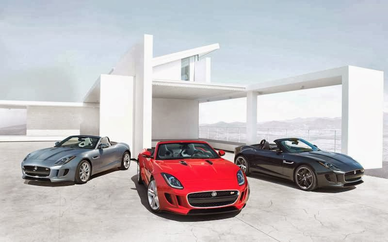 In A Move To Keep The Tradition And Commitment To Continuous Innovation, Jaguar  Cars, Inc. (JCI) Unveiled The Jaguar F Type Today At The Jaguar Lifestyle  ...