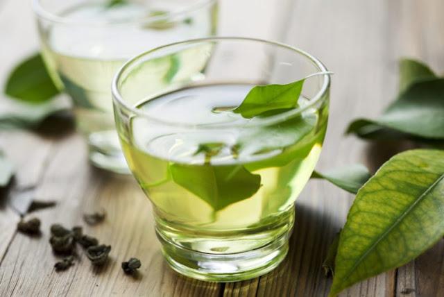 Πράσινο Τσάι Μέντας