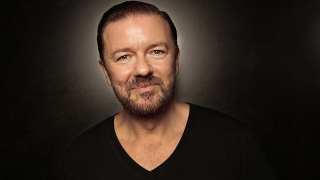COMEDIAN RICKY GERVAIS BACKS COUNT DANKULA WITH NAZI CATS