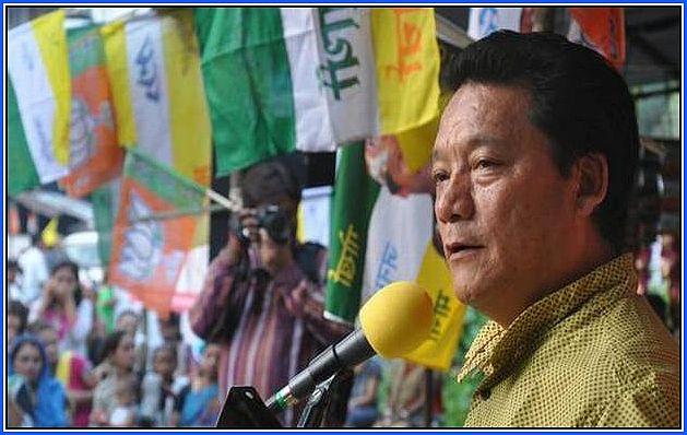 Bimal Gurung and Gorkhaland