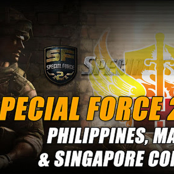 Special Force 2 SEA Is Back ★ Philippines, Singapore & Malaysia Servers Combined