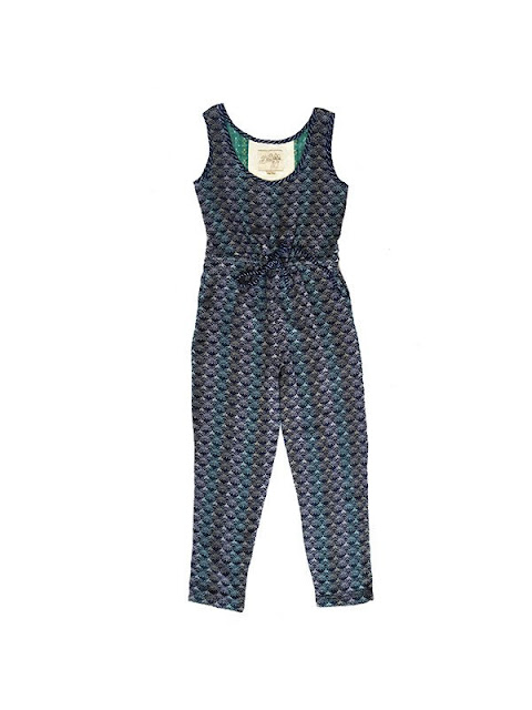 Ace & Jig Uni Jumpsuit in Carnaby