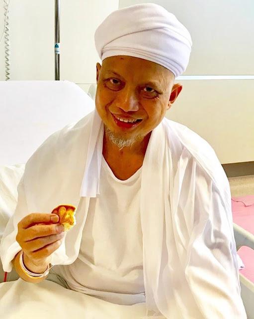 Kondisi Terbaru Ustadz Arifin Ilham