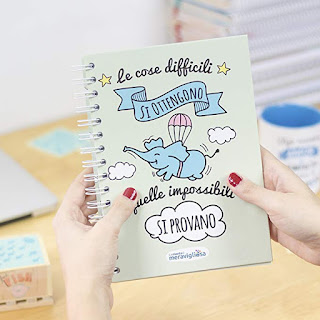 Happy Things: notebook, agende e planner