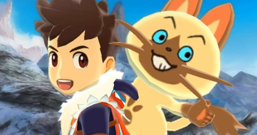Review Monster Hunter Stories Nintendo 3ds Digitally Downloaded