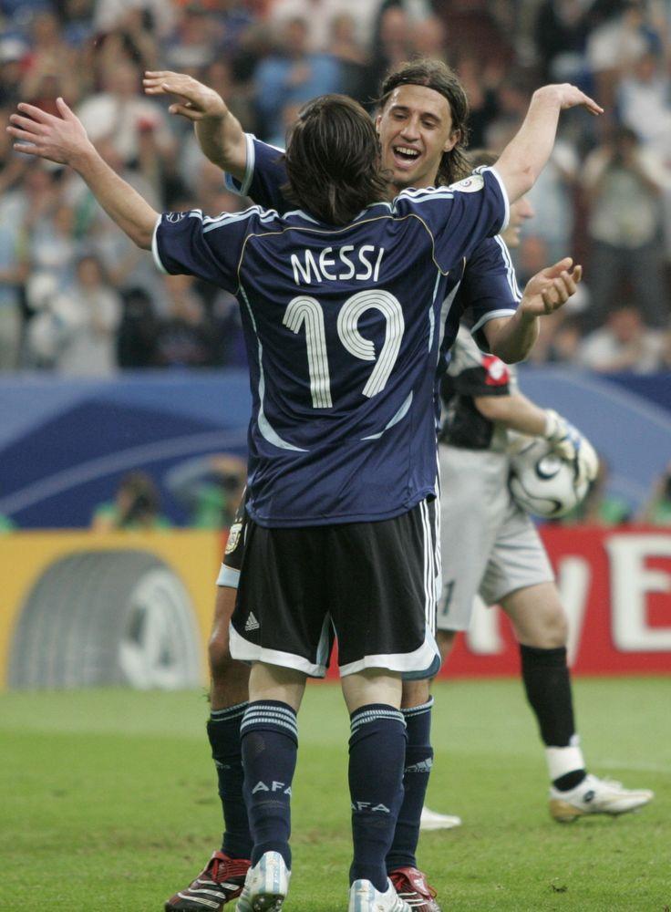 ميسي 2006 كأس العالم