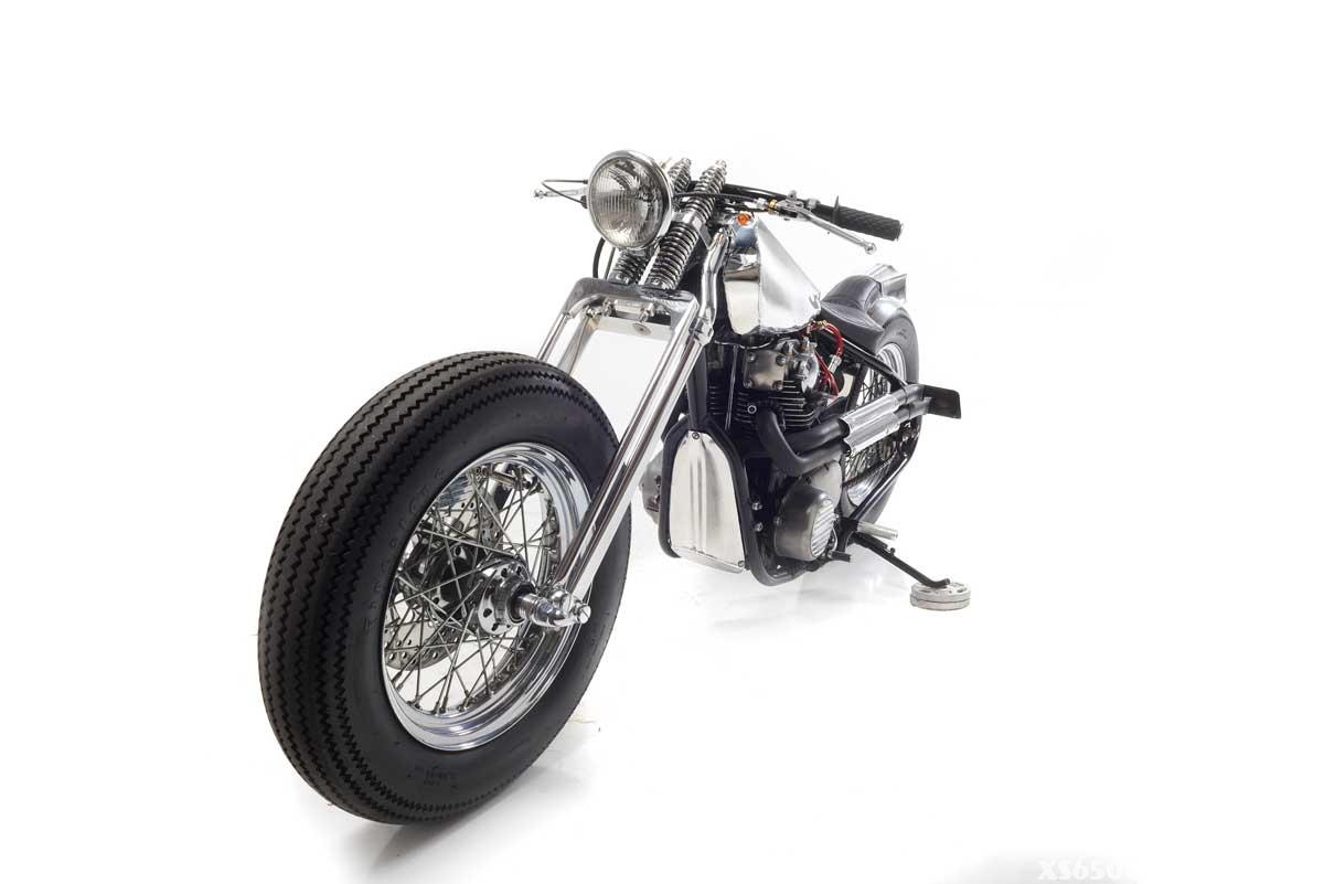 Blog of the Biker 🏍: Gooseneck Frame XS 650 - Chopper Digger Bobber ...