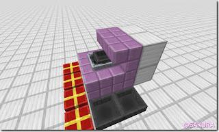 Minecraft Redstone Circuit 集めたアイテムを振り分ける仕組み 作り方