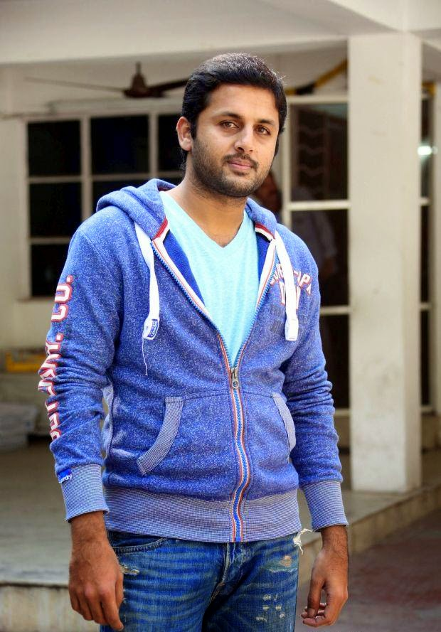 Nithiin New Photos