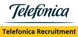 Telefonica Recruitment 2017-2018