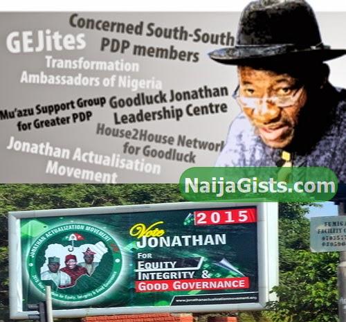 president jonathan wasteful spending