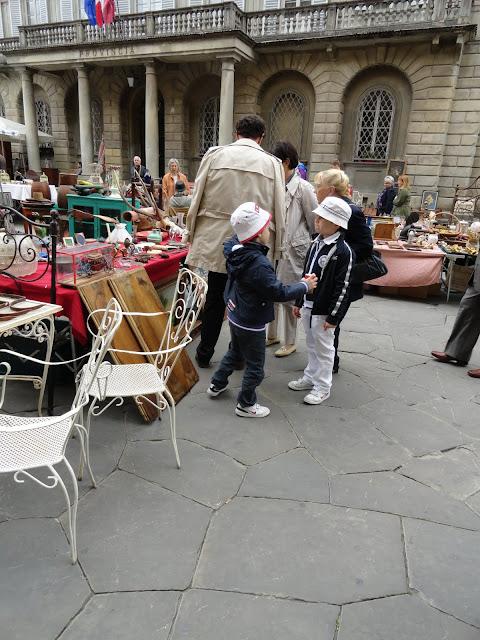 Arezzo-Market-Italy
