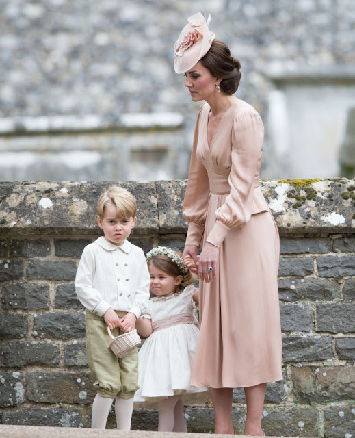 principe George y la Princesa Charlotte 2