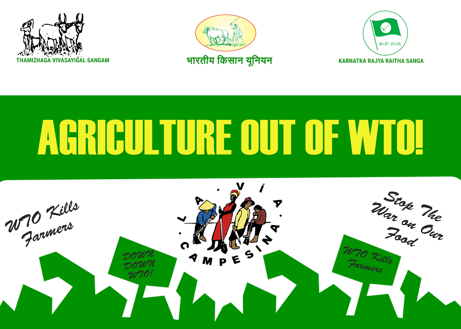 Wto and indian agriculture