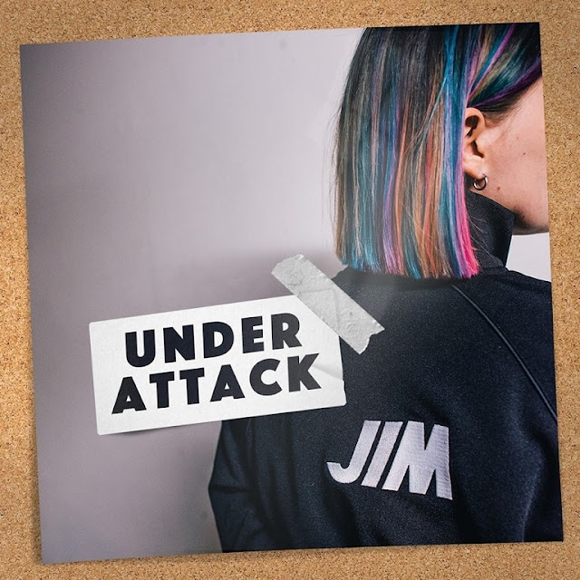 JIM Premieres 'Under Attack' Lyric Video