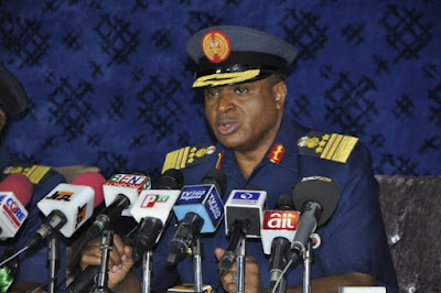 BIAFRA: No Part Of Nigeria's territory will be allowed to break-away - Air Force warns