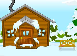 Ice Mountain Escape - Juego Online