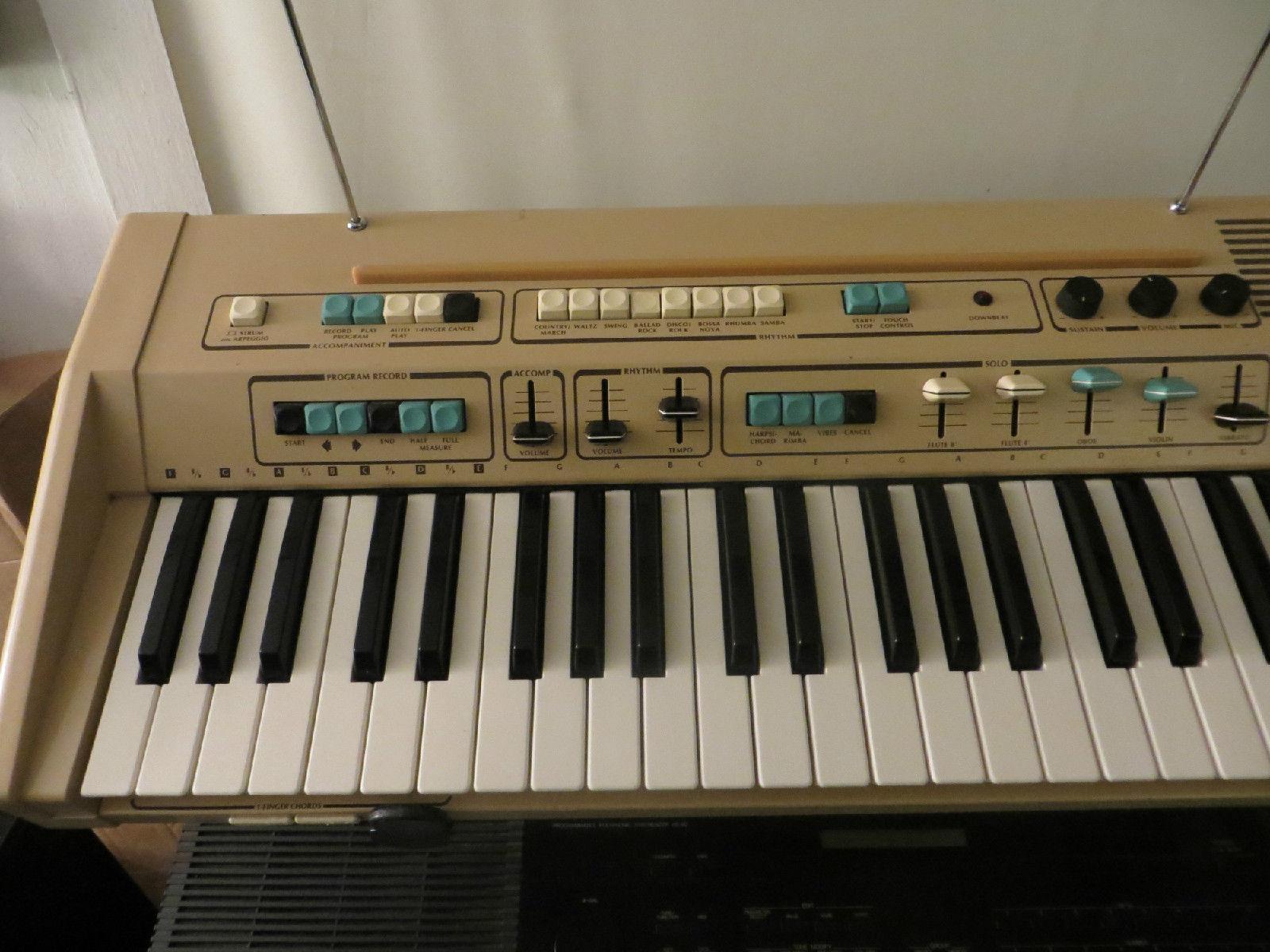 matrixsynth vintage baldwin dicoverer organ with drum machine ds 50 analog portable keyboard. Black Bedroom Furniture Sets. Home Design Ideas