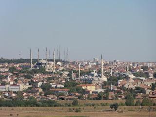 Kota Edirne - Turki