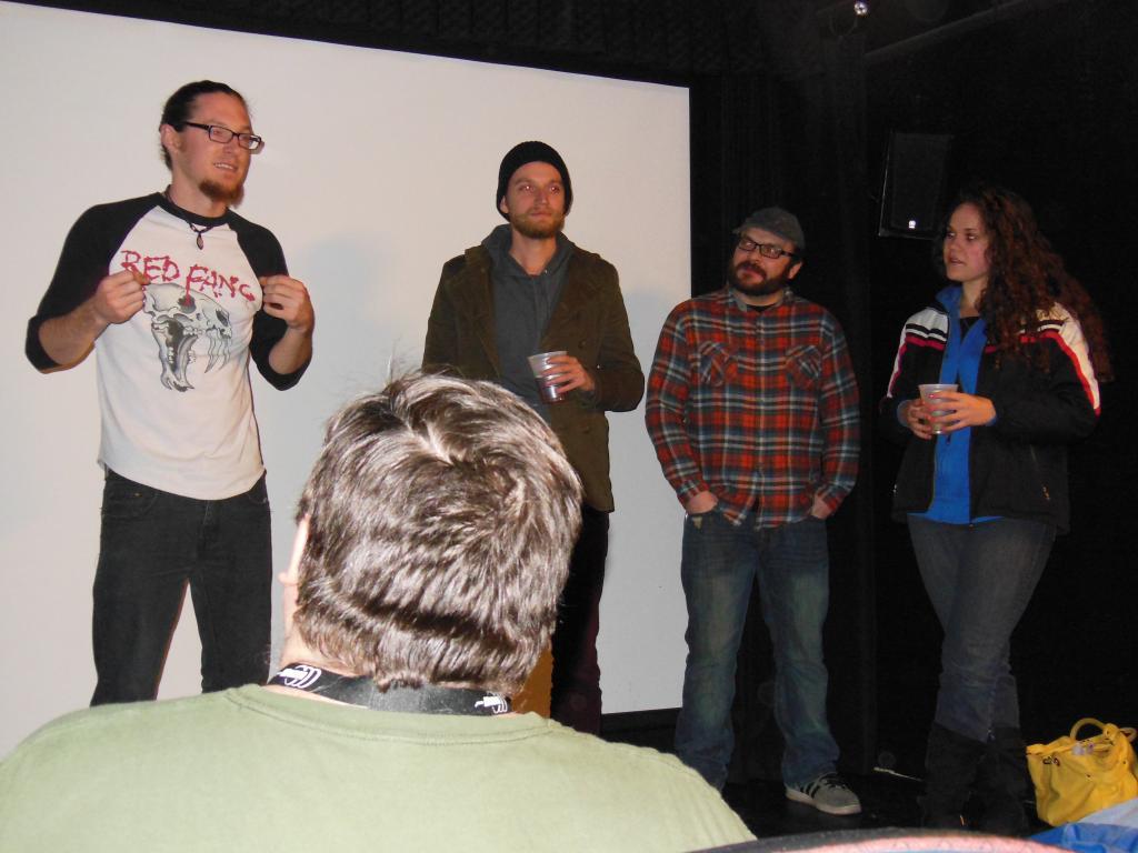 POINT B filmmakers