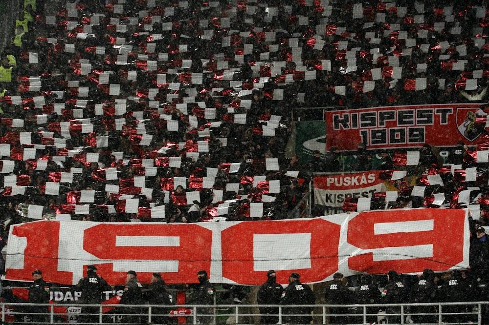 Ferencváros - Kispest Bp. Honvéd 2018.02.24.