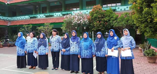 guru SMAN 110 Jakarta 2019