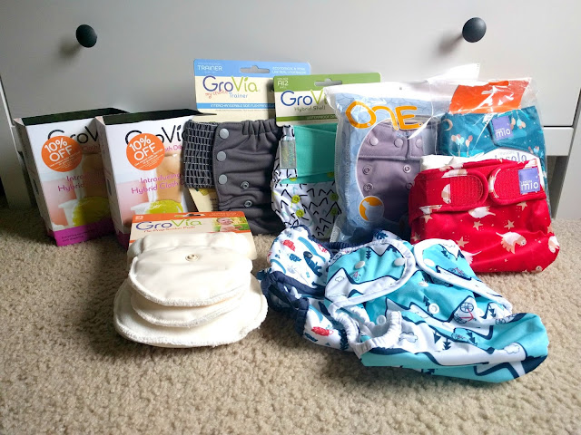 Cloth Diaper 101 Raleigh Cloth Diaper Revival