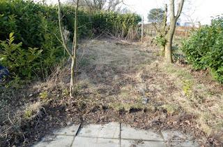 Old garden, saddleworth