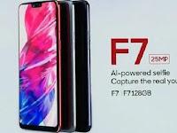 Berencana Beli Smartphone ? OPPO F7 ini di Bekali Kecerdasan Buatan Lho