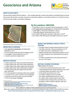 Geoscience and Arizona
