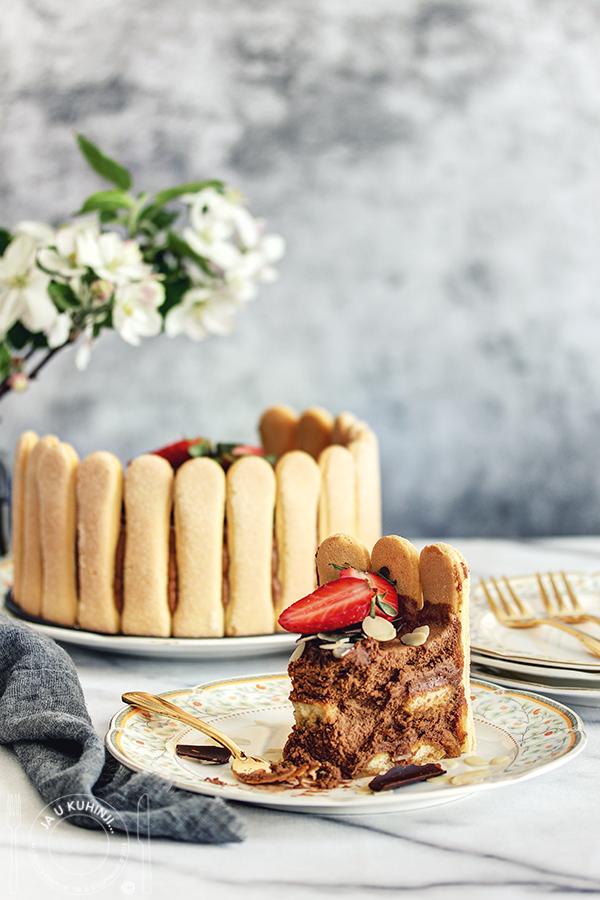Markiza torta - Torta od piškota