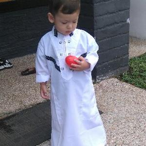 koleksi baju muslim koko untuk anak