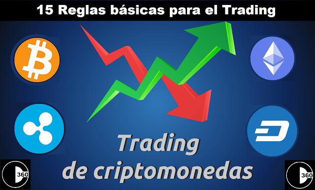 15 Reglas básicas de Trading para empezar a operar