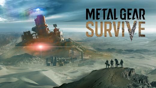Mira aquí el trailer de Metal Gear Survive a la venta hoy