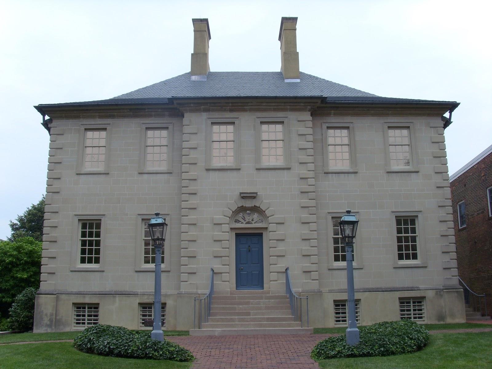 Carlye House