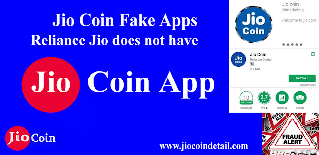 Jio Coin Apps