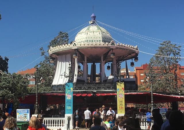 Templete de la Feria