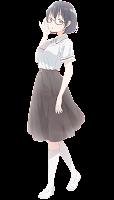 โนมูระ คาสึมิ (Nomura Kasumi) @ Asobi Asobase