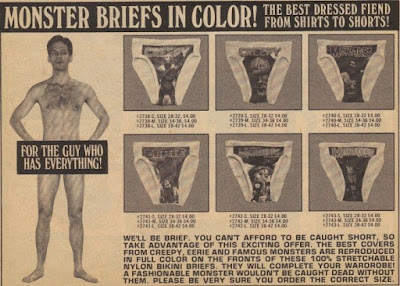 Monster Briefs in Color!
